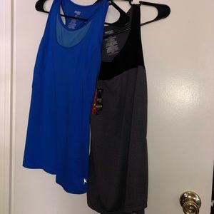 Two-Set Athletic Tank Tops